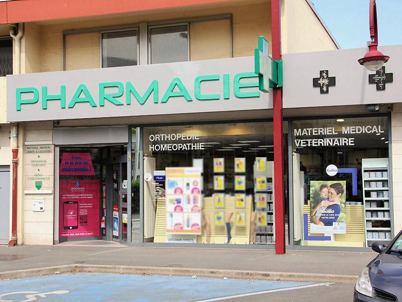 Pharmacie DE LA PEUPLERAIE